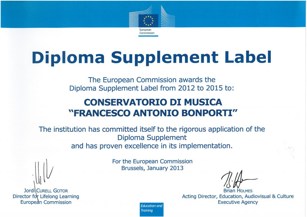 DIPLOMA-SUPPLEMENT-LABEL